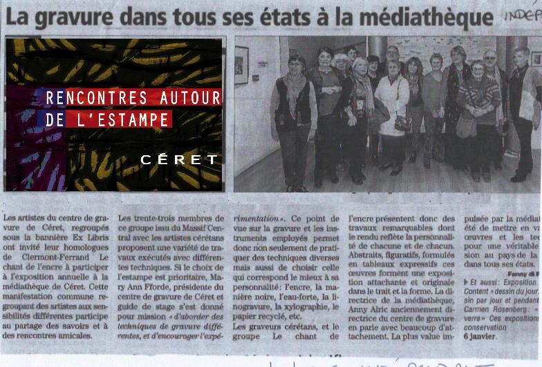 Article Médiathèque 2015