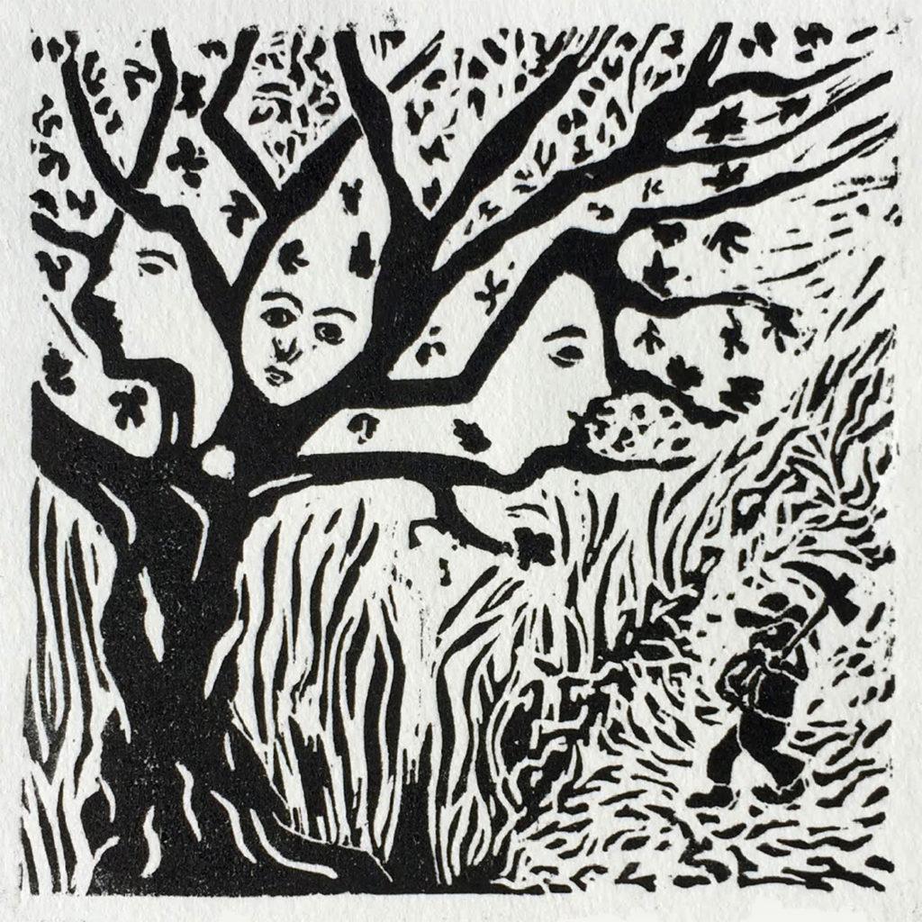 le chêne de Ria